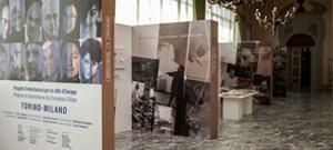 """Giovedì 9 luglio 2015 alle ore 17 presso il Consiglio regionale del Piemonte – Palazzo Lascaris – a Torino si terrà l'inaugurazione della mostra """"Progetti d'installazioni per le città d'Europa […]"""
